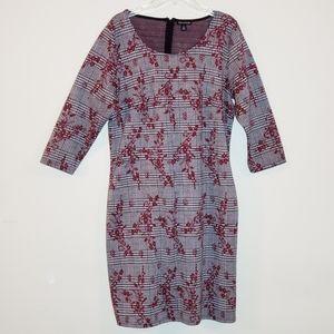 Nina Leonard Sheath Dress size XL
